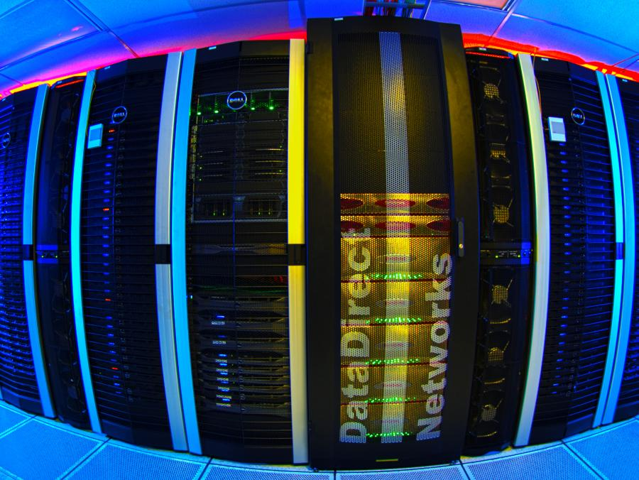 <p>Talon supercomputer</p>