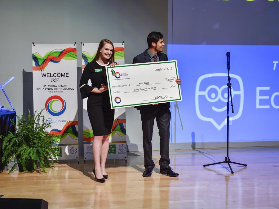 The company Radda won the Ed Tech Ascend competition