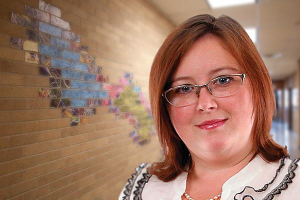 Jessica Weiss ('02)